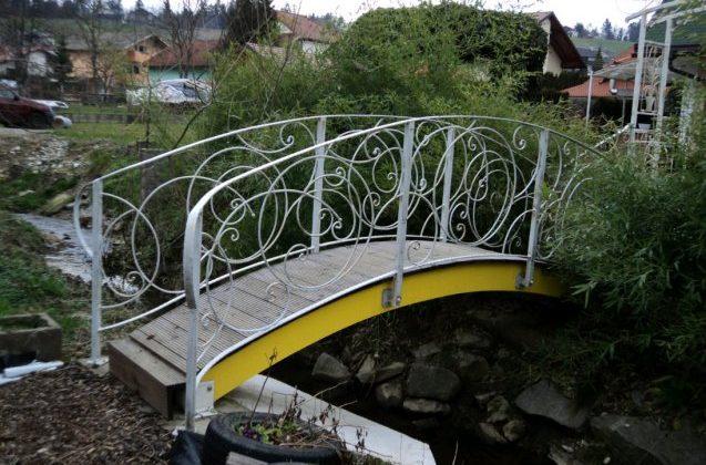 kovana ograja mosta