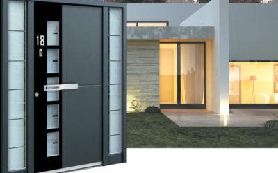 Protivlomna vhodna vrata – Varnost je na prvem mestu