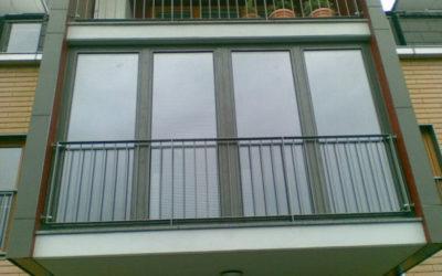 Razmišljate o zasteklitvi vašega balkona?