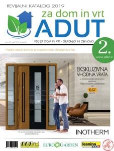 Slika prikazuje aktualni letni Adut katalog