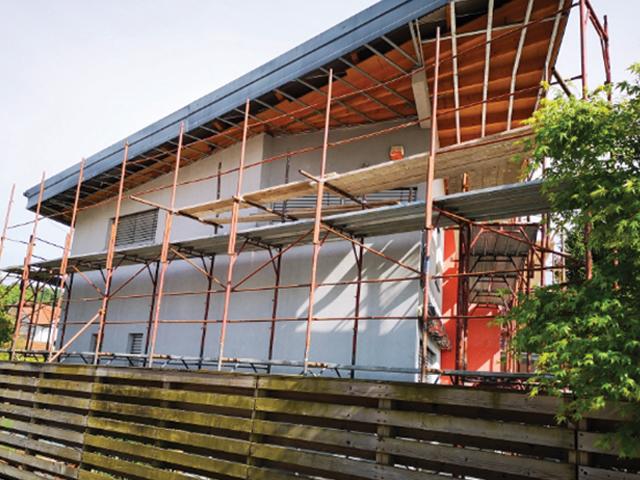 Pogoste obnove in adaptacije na hišah