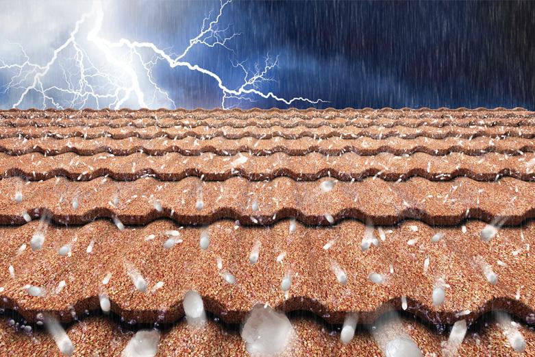 Toča – vse pogostejši vremenski pojav