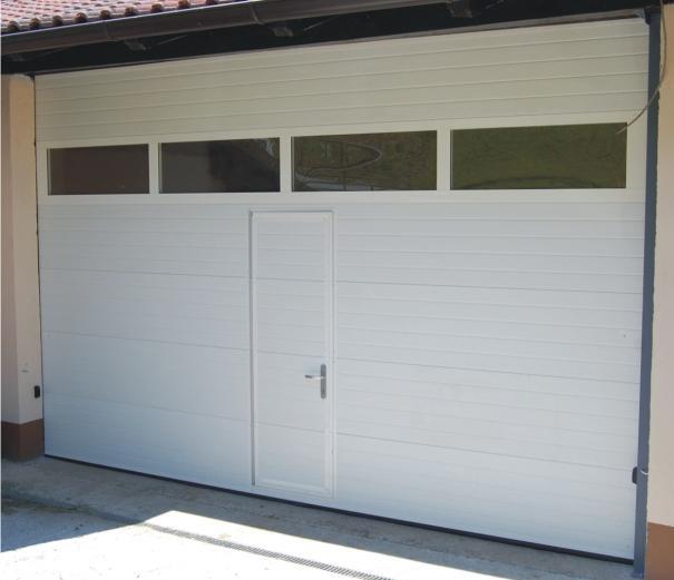 Potrebujete nova garažna vrata?