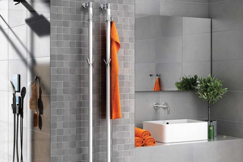 Posušene brisače in suha kopalnica – to je moja želja!