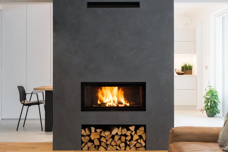 Toplozračni kamini: toplota, ki objame vaš dom