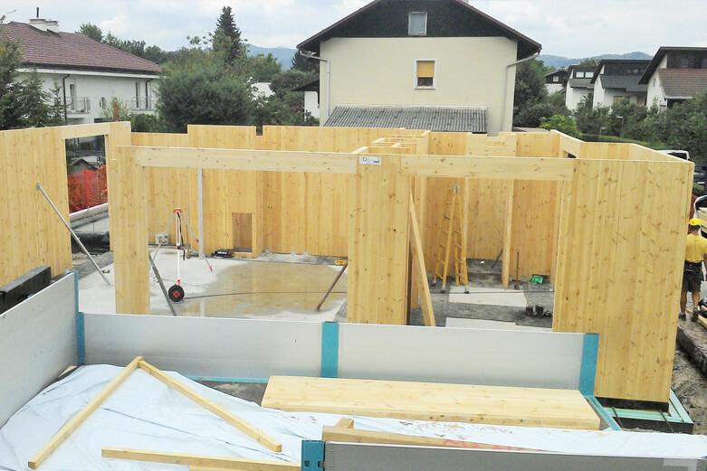 Gradbeni dnevnik 3. del – Hiša je zrasla v nekaj dneh