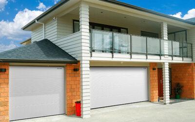 LEDUS – Sekcijska garažna vrata DoorHan