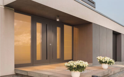 Zakaj izbrati aluminijasta vhodna vrata?