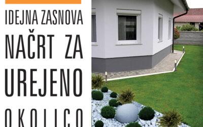 Načrtovanje, oblikovanje vrtov in zunanji interier